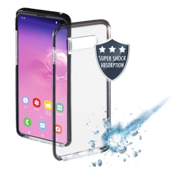 Hama Protective Case for Samsung Galaxy S10 Black