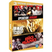 Cop Triple Pack Big Bang / Bad Cop / Operation Endgame