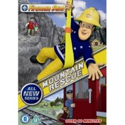 Fireman Sam Mountain Rescue DVD