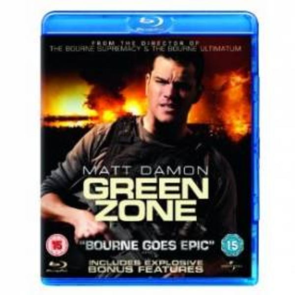 Green Zone Blu-Ray - Image 1