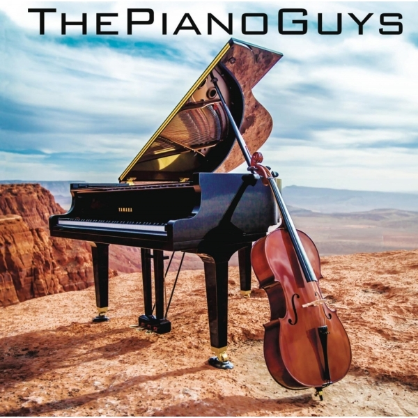 The Piano Guys - The Piano Guys CD