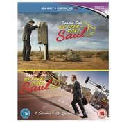 Better Call Saul - Season 1-2 Blu-ray
