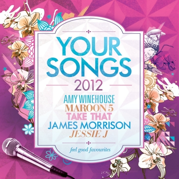 Your Songs 2012 CD