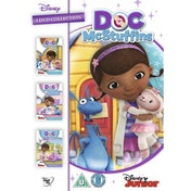 Disney Doc Mc Stuffin 3 Dvd Box DVD