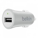 Belkin MIXIT 2.4 Amp Metallic Car Charger (Silver)