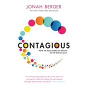Contagious: How to Build Word of Mouth in the Digital Age by Jonah Berger (Paperback, 2014)
