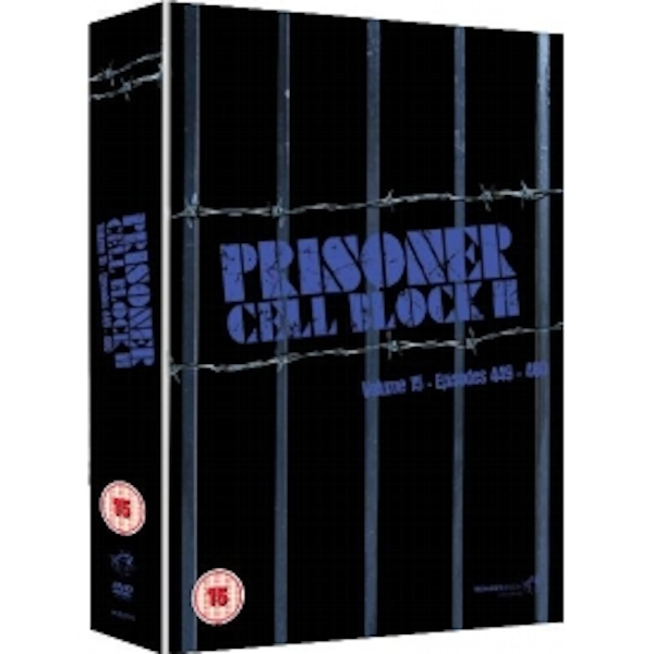 Prisoner Cell Block H Vol. 15 DVD