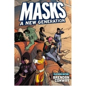 Masks: A New Generation (Corebook) Hardcover