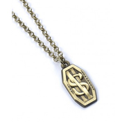 Newt Scamander Logo Necklace