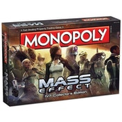Mass Effect Monopoly Board Game