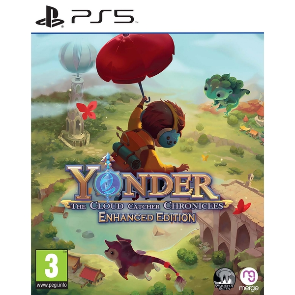 Yonder The Cloud Catcher Chronicles Enhanced Edition PS5 Game