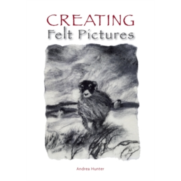 Creating Felt Pictures by Andrea Hunter (Paperback, 2012)
