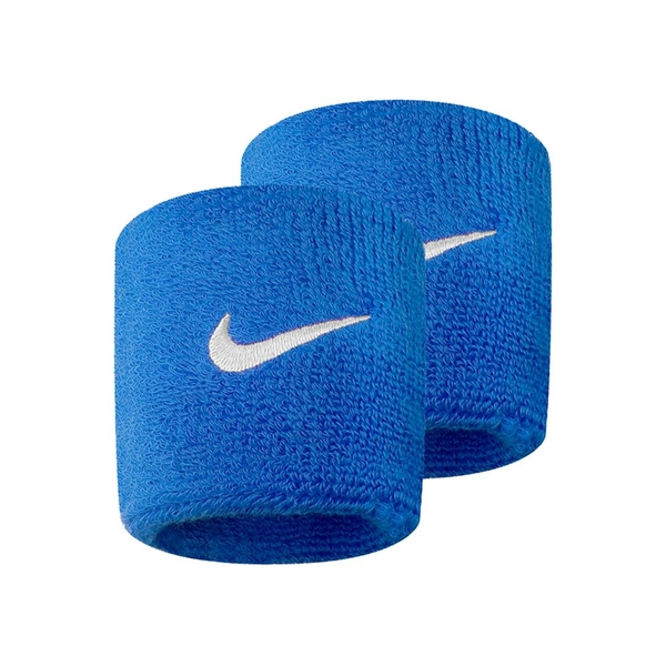 Nike Swoosh Wristbands Royal