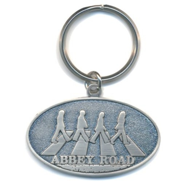 The Beatles - Abbey Road Crossing Keychain