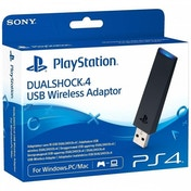 Ex-Display Dualshock 4 USB Wireless Adaptor PS4 to PC Used - Like New