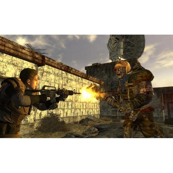Fallout New Vegas Game Xbox 360 - Image 2