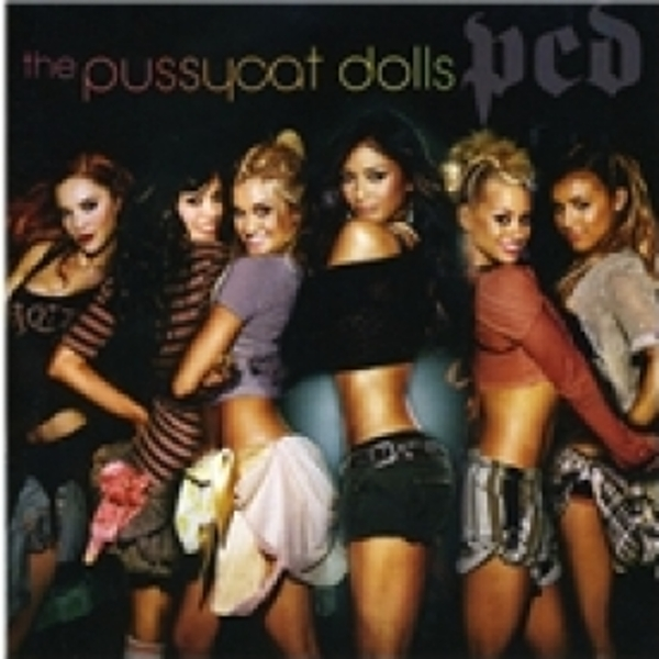Pussycat Dolls PCD CD