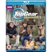 Top Gear The Patagonia Special Blu-ray