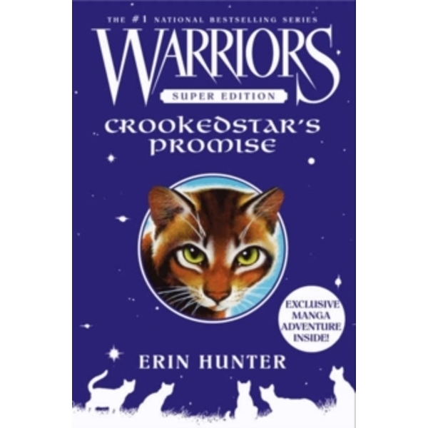 Warriors Super Edition: Crookedstar's Promise by Erin Hunter (Paperback, 2012)