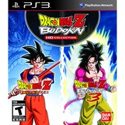 Dragon Ball Z Budokai HD Collection Game PS3 (#)
