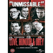 Love Honour And Obey DVD
