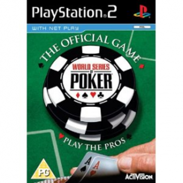 World Series of Poker Game PS2