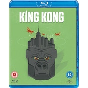 King Kong Blu-ray