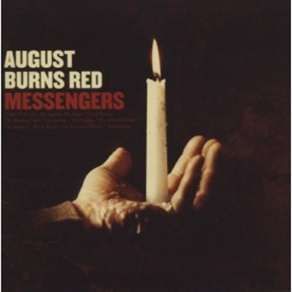 August Burns Red - Messengers CD