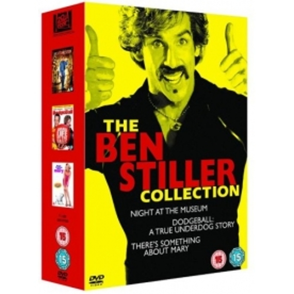Ben Stiller Collection DVD
