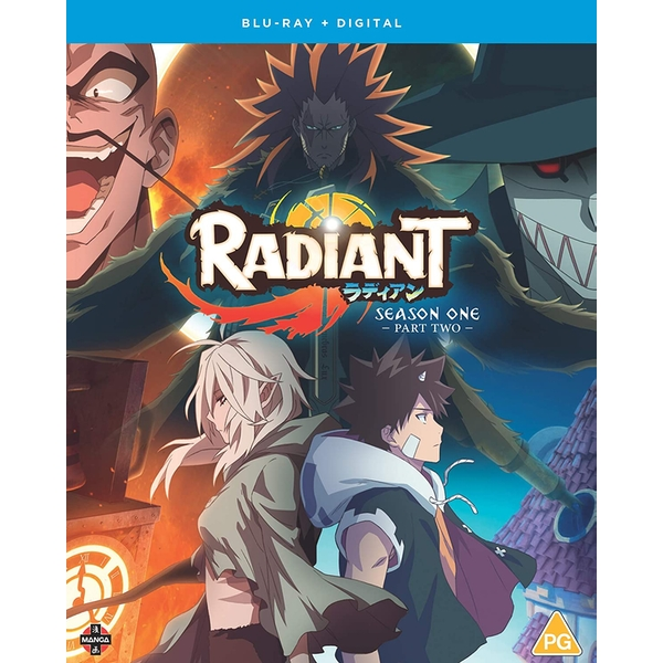 RADIANT: Season One Part Two Blu-ray + Digital Download