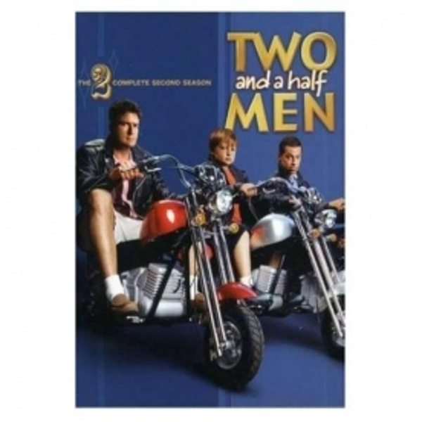 Two And A Half Men Season 2 DVD - Image 1