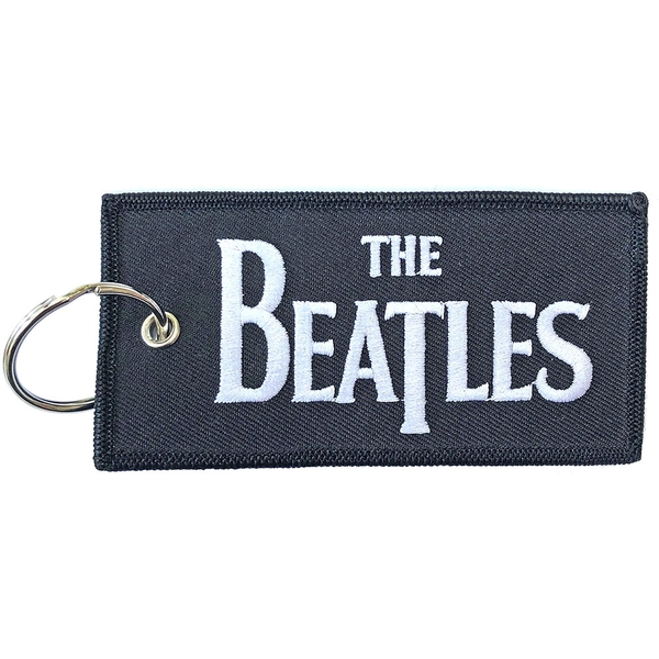 The Beatles - Drop T Logo Keychain