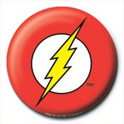 DC Comics - The Flash Logo Badge
