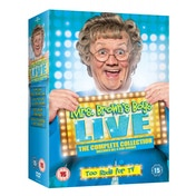 Mrs Browns Boys Live 2012-2015 DVD