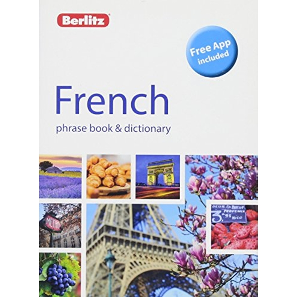 Berlitz Phrase Book & Dictionary French (Bilingual dictionary)  Paperback / softback 2018