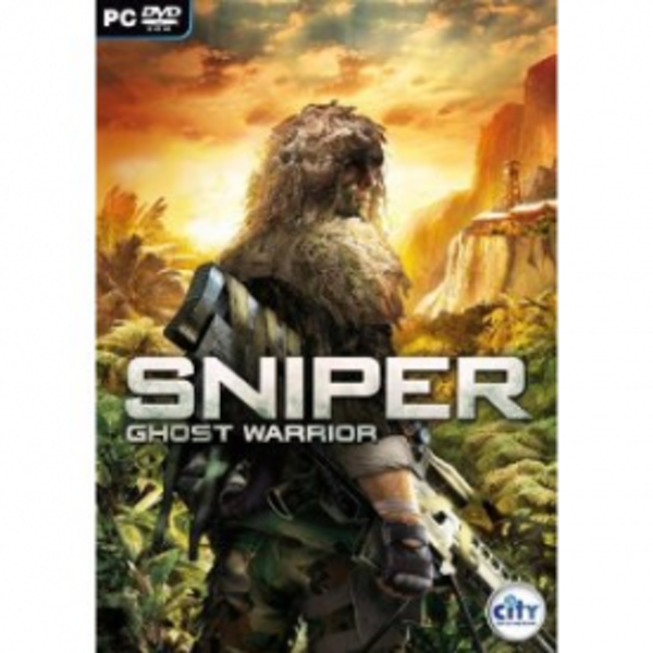 Sniper Ghost Warrior Game PC