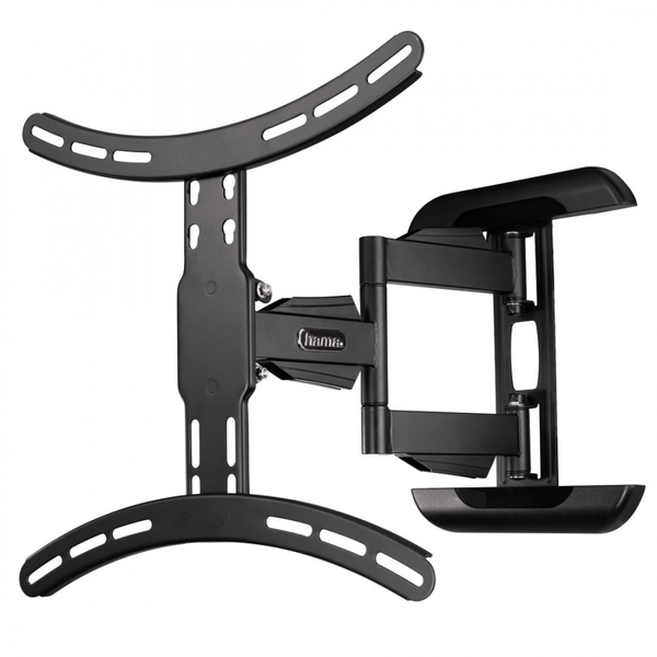 "Hama FULLMOTION TV Wall Bracket 3 stars XL 165cm (65"") Black"