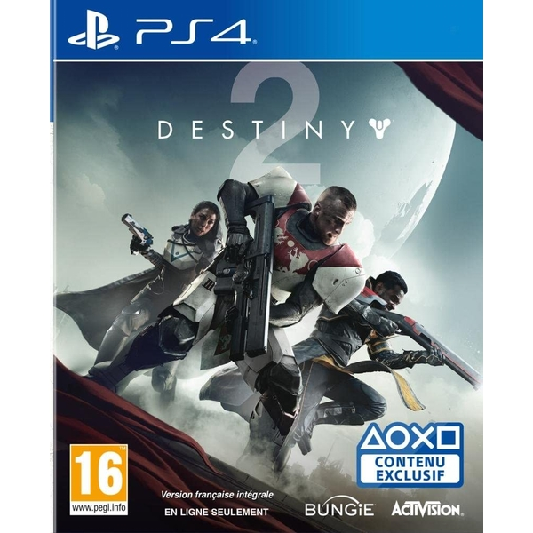 Destiny 2 PS4 Game [French Version]