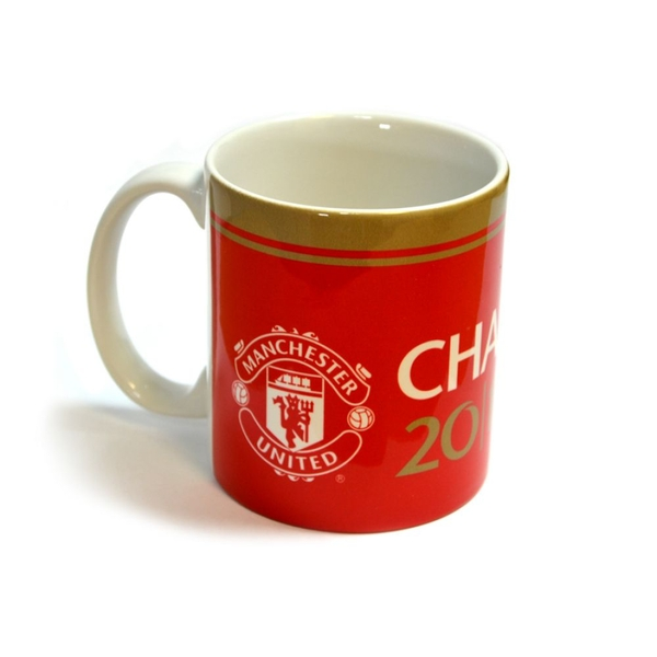 Man UTD Champions 2013 Boxed Mug Collectors Edition