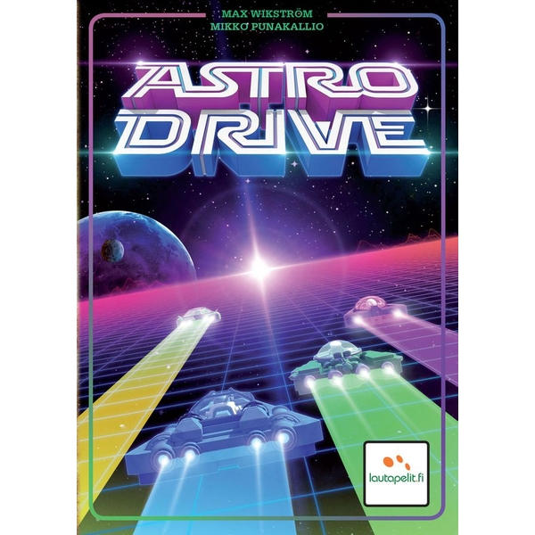 Astro Drive Card Game