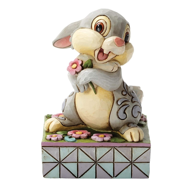 Spring Has Sprung (Thumper) Disney Traditions Figurine