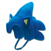 Plush Sonic The Hedgehog Fleece Beanie Hat Cap