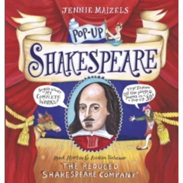 Pop-up Shakespeare : Every play and poem in pop-up 3-D