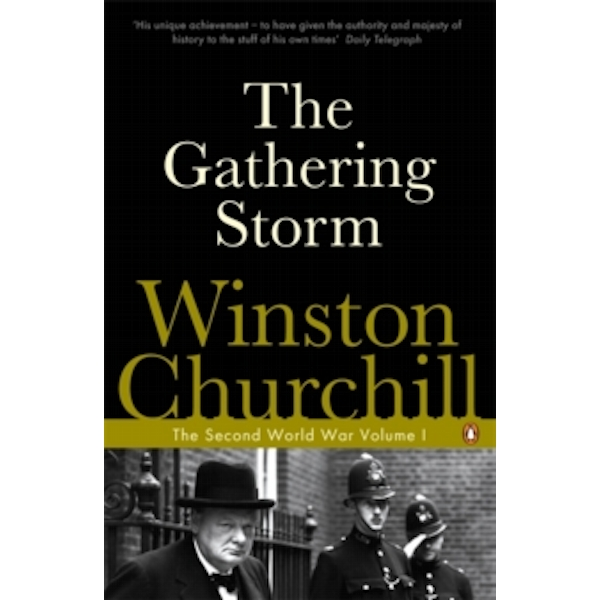 The Gathering Storm: The Second World War by Winston Churchill (Paperback, 2005)
