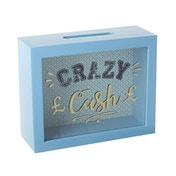Crazy Cash Money Box Frame