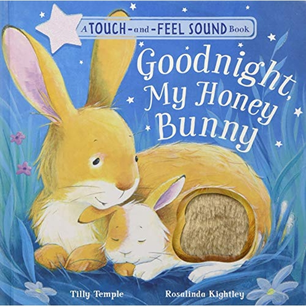 Goodnight My Honey Bunny  Novelty book 2018