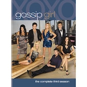 Gossip Girl Complete Season 3 DVD