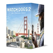 Watch Dogs 2 San Francisco Edition PS4 Game