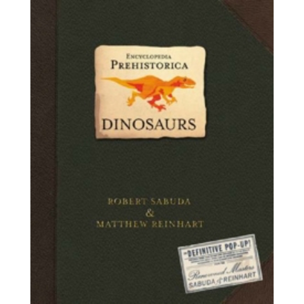 Encyclopedia Prehistorica Sharks and Other Sea Monsters : The Definitive Pop-Up