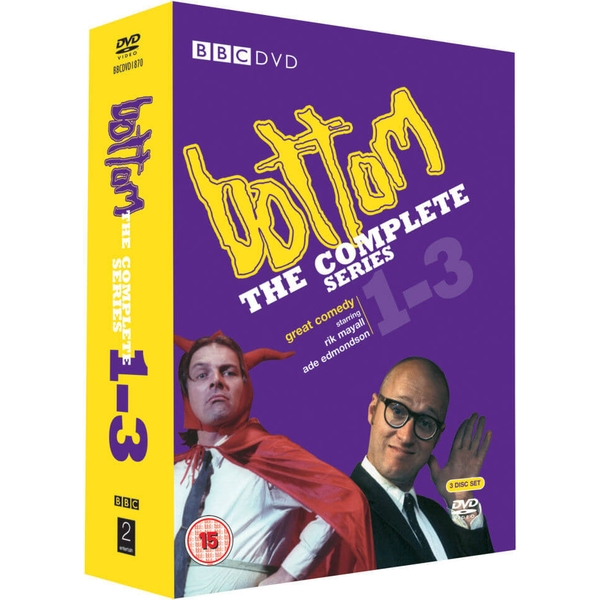 Bottom Complete Series 1-3 DVD